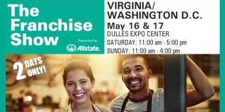 Virginia/Washington D.C. Franchise Show tickets