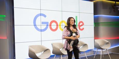 Google and Mindr Present: Breaking Breadwinning tickets