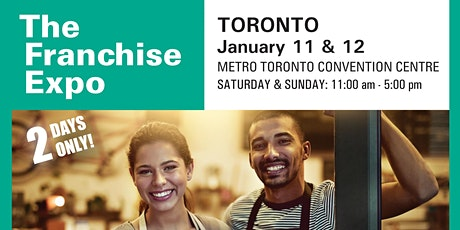 Toronto Franchise Show tickets