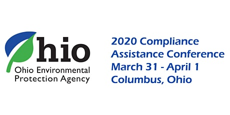 Ohio EPA's 2020 Compliance Assistance Conference tickets