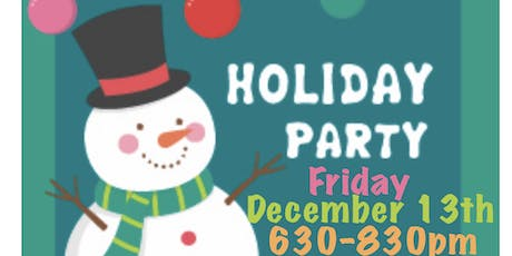 CrossFit 513 United Holiday Party tickets