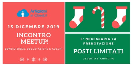 Meetup Artigiani in Cloud tickets