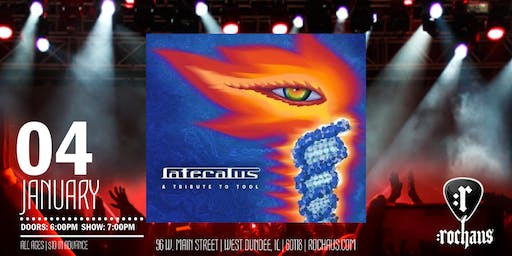 Lateralus - Tribute to Tool