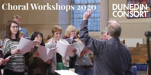 Choral Workshop – Aberdeen