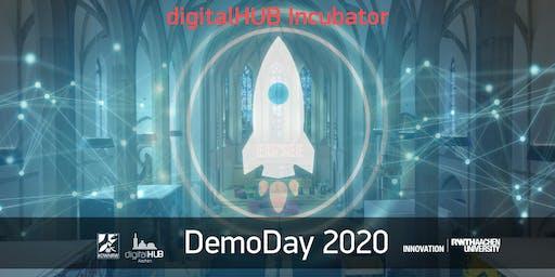 DemoDay 2020 - digitalHUB Incubator