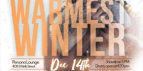 Sincerely, Ritchurd Presents....The Warmest Winter tickets