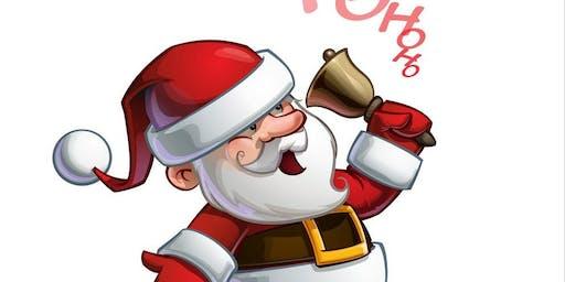 HO HO HO Santa is coming!