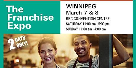 Winnipeg Franchise Show tickets