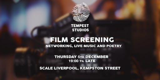 Tempest Studios: Film Screening
