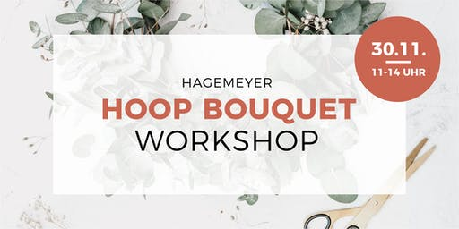 HOOP BOUQUET WORKSHOP