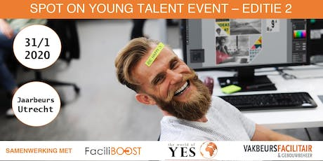 Spot on Young Talent - Editie 2 tickets