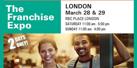 London Franchise Show tickets
