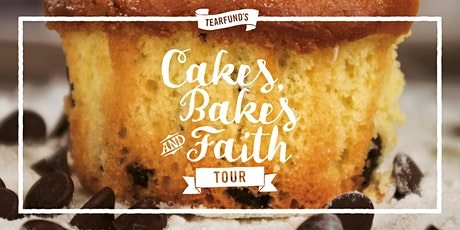 Tearfund's Cakes, Bakes & Faith Tour with Martha Collison & Will Torrent tickets