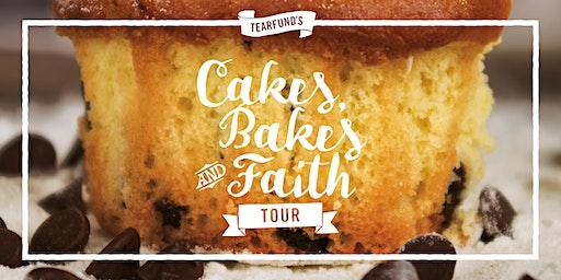 Tearfund's Cakes, Bakes & Faith Tour with Martha Collison & Will Torrent