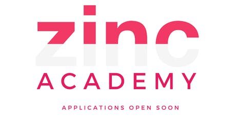 Zinc Academy: Meet & Greet tickets