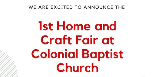 Home and Craft Fair