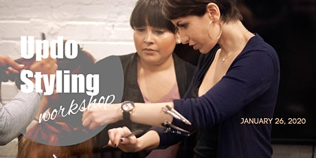 Up-do Styling Workshop tickets