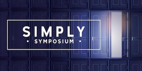 Simply Symposium - December 2019 tickets