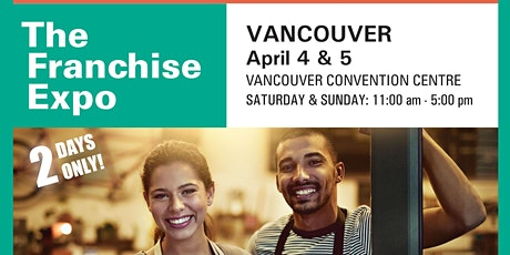 Vancouver Franchise Show tickets