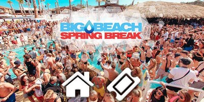 Spring Break BIG BEACH Festival am Zrce Beach / 3,4 & 6 Nächte / Busanreise