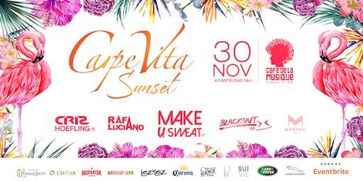 Carpe Vita  Sunset  30/11- Café de La Musique Floripa