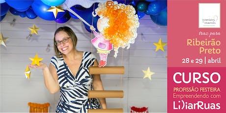 RIBEIRÃO PRETO tem Lilian Ruas com Profissão Festeira edição 2020 ingressos