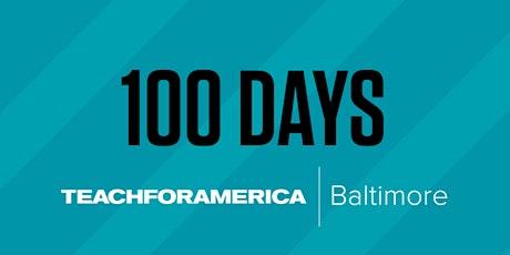 Teach For America 100 Days Celebration tickets