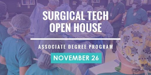 Milwaukee Career College Surgical Tech Program Open House