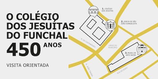 Visita Orientada - Colégio dos Jesuítas do Funchal + Igreja + Exposição