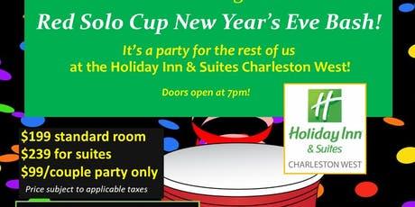 Red Solo Cup New Year's Eve Bash tickets