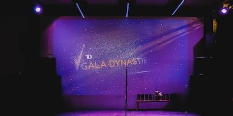 Pré-Gala Dynastie tickets