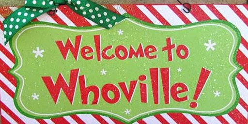 Whoville Christmas Party