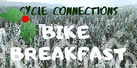 Festive Bike Breakfast tickets