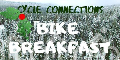 Festive Bike Breakfast