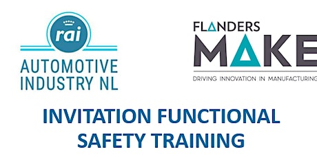 Functional Safety Training tickets