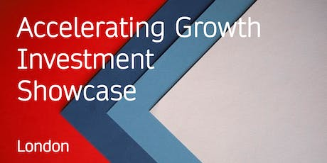 Accelerating Growth Investment Showcase & VIP Investor Lunch tickets