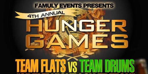 4th Annual FAMUly Hunger Games