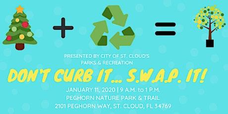 Dont' Curb It... S.W.A.P. It! tickets
