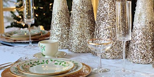 A  Christmas Dine & Demo Experience