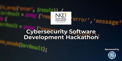 GE Cybersecurity Software Development Hackathon