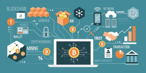 Crypto-currency, blockchain and AI