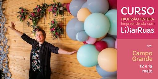 CAMPO GRANDE tem Lilian Ruas com Profissão Festeira edição 2020