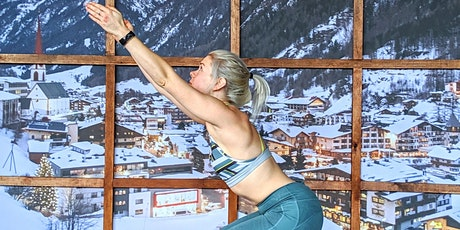 Shred Ready Yoga: Yoga for Skiers, Snowboarders (and everyone else!) tickets