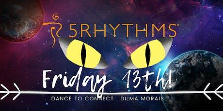 5Rhythms Estoril - dança dos 5Ritmos - meditação em movimento bilhetes