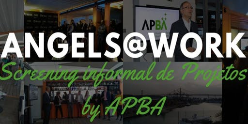 ANGELS@WORK by APBA & STARTUP LISBOA