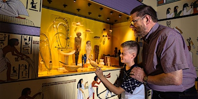 Wakefield Museum: Animating Ancient Egypt - Ages 6-11