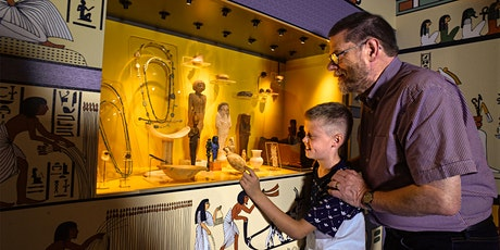Wakefield Museum: Animating Ancient Egypt - Ages 6-11 tickets