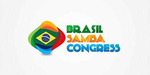 BRASIL SAMBA CONGRESS 2020