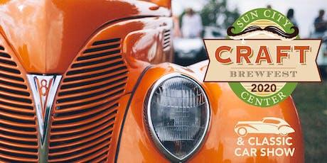 Sun City Center Craft Brewfest & Classic Car Show 2020 tickets