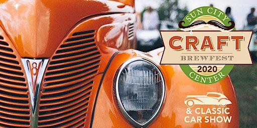 Sun City Center Craft Brewfest & Classic Car Show 2020